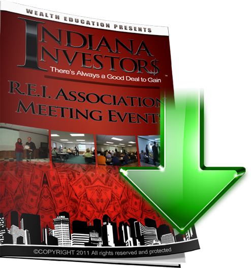 The official, universally recognized Real Estate Investor Association™ Meeting Guidebook